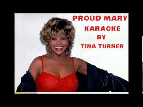 Proud Mary (Karaoke/Instrumental) - x-minus.pro