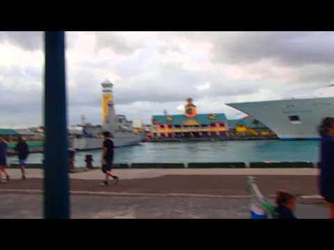 Круиз день 1 - выход - Carnival Dream Bahamas Nassau