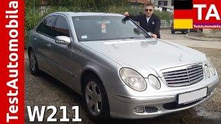 mercedes w211 e270 diesel test