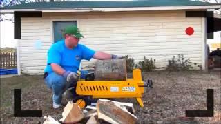 Powr Kraft 65575 Review - Log Splitter Review