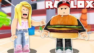 FIGHT FOR BURGERS?! 🍔 WHO WILL WIN? (Top Bun Roblox) | Vito and Bella