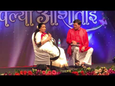 Asha Bhosale Interview Parle 2018