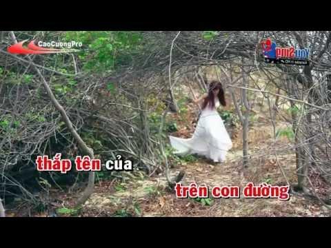Tung Thuoc Ve Nhau Karaoke - Dong Nhi
