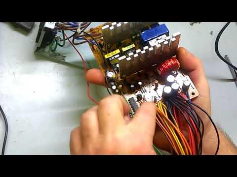 Como Alterar uma Fonte ATX Para 24V 12A 288W REAIS Toda Potência em uma única saida de 24 volts
