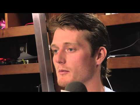 "Shelby Miller on Changeups vs. Mets ""It builds my confidence."""