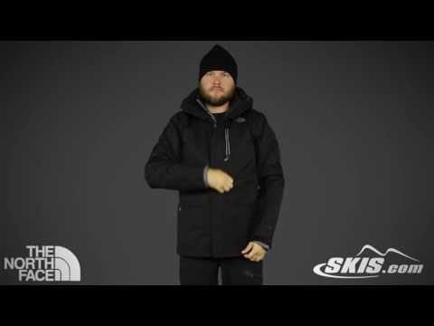 2019 The North Face Thermoball Snow Triclimate Mens Jacket Overview by SkisDotCom
