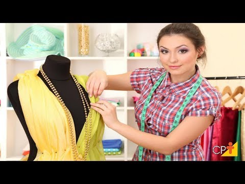 Clique e veja o vídeo Curso Confecção de Blusas - Blusa Frente Única - Cursos CPT