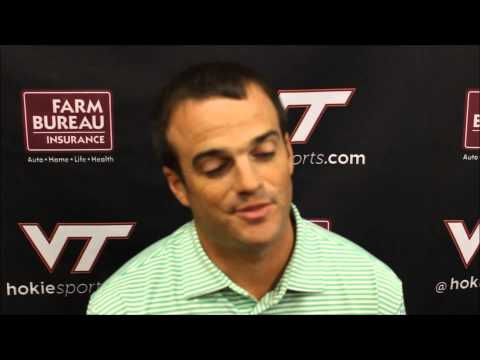 Virginia Tech practice report (8.13.14)