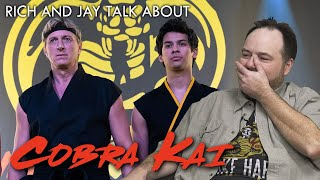 Rich and Jay Talk About Cobra Kai