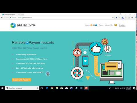 Earn 0.001 Btc 0.005 Ltc 0.6 Usd | 3 In 1 Site GETEFFRONE | Automatic Claims By ROBOT