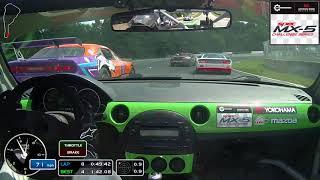 Super Tight Spec MX-5 Challenge Racing Start To Finish