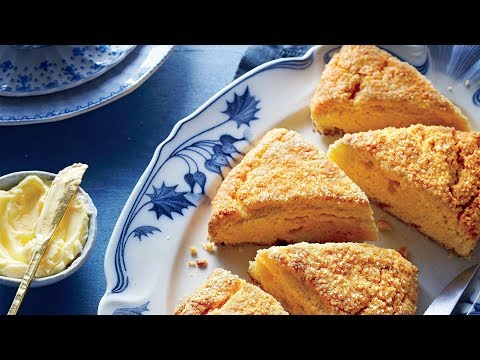 Sweet Potato-Ginger Scones | Southern Living