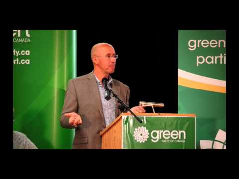 Kevin Page Parliamentary Budget Officer talks about transparency
