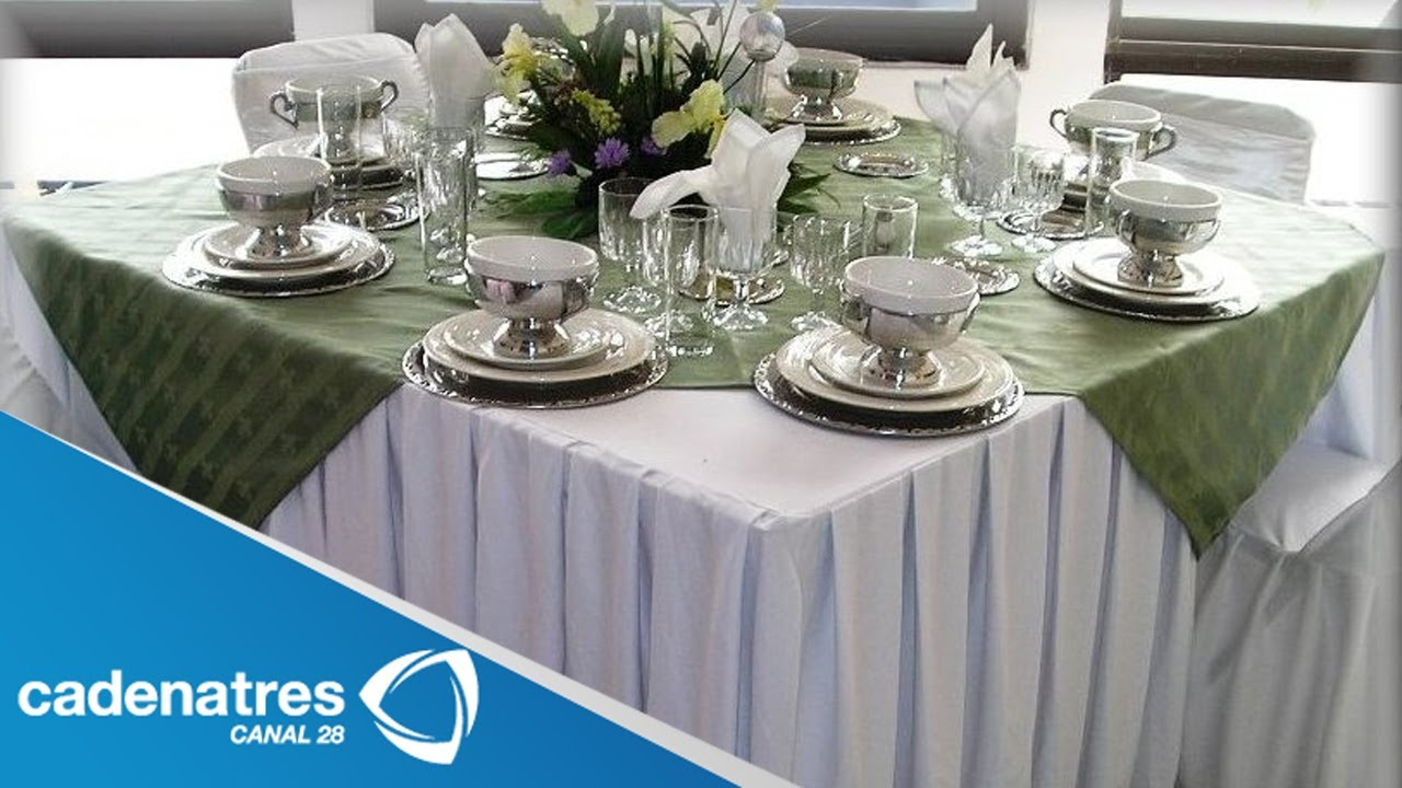 Originales manteles decorativos Original decorative tablecloths