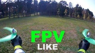 FLYING SYMA X8G FPV like