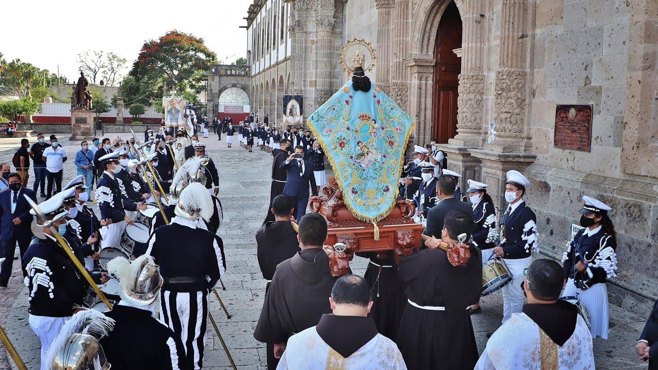 18 de octubre 2020 Celebración mensual en Honor de Nuestra Señora de la Expectación de Zapopan