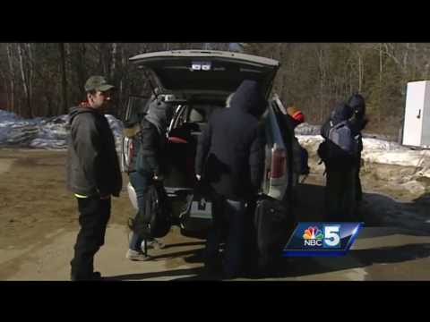 Champlain, NY neighborhood sees regular illegal border crossings