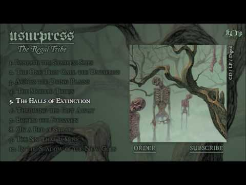 USURPRESS - The Halls Of Extinction (Official Track Stream)
