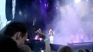 Nelly Furtado - Promiscuous Girl (live, Munich - 2008/07/08)