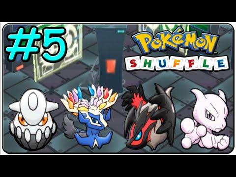 Pokémon Shuffle 100% Walkthrough (EX 17,18,19 & 20)