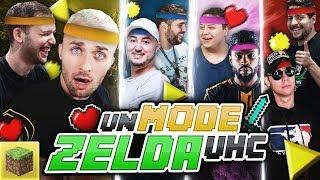 UN MODE ZELDA UHC ?! 😲 (Minecraft ft. Gotaga, Mickalow, Doigby, Locklear, Akytio, Lutti, Broky)