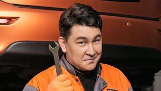 Азамат Мусагалиев из Однажды в Росии классный юмор и песни