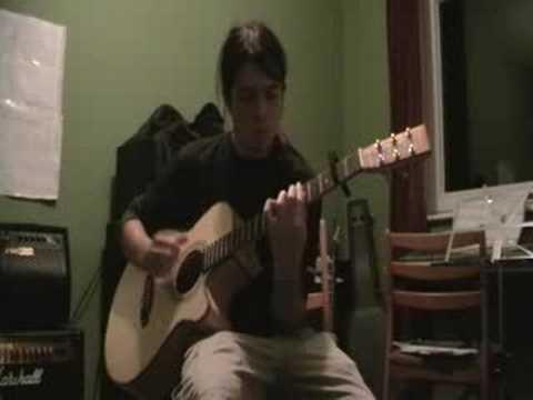 Andy Mckee - Shanghai cover (Jack Haigh)