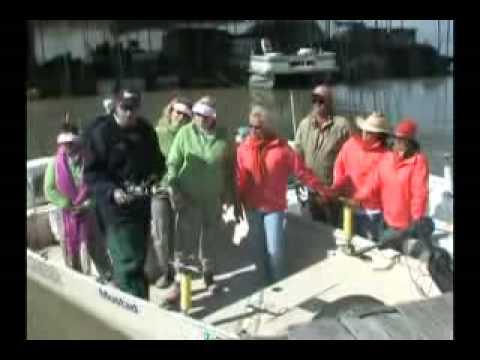 Spring Catfish In Texas - Chad Ferguson Part 1