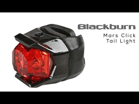 8017e4a7360 Blackburn Mars Click Tail Light Features - YouTube