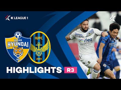 Ulsan Hyundai Incheon Goals And Highlights