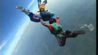 Dr. Ted Skydives: AFF- category C
