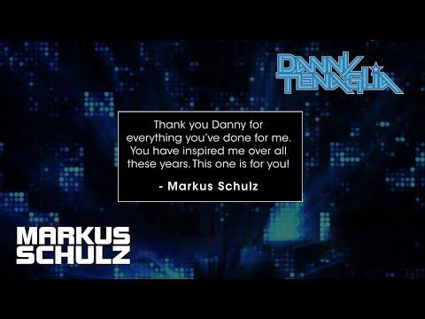 Markus Schulz Pays Tribute To Danny Tenaglia