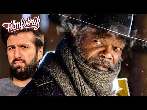 THE HATEFUL EIGHT - Kritik   Quentin Tarantino, Samuel L. Jackson & Kurt Russell