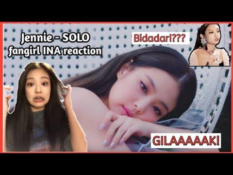 MV REACTION JENNIE BLACKPINK 'SOLO' (hati-hati! Fanboy Bisa Tewas!)