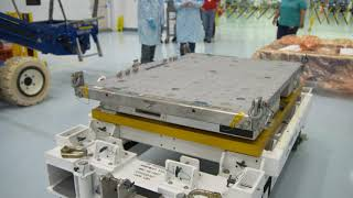 SpaceX CRS-13 MISSE and TSIS Payload Processing