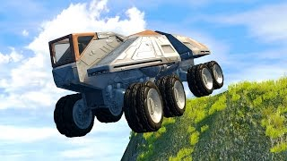 Cliff Madness #7 – BeamNG Drive