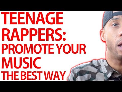 3 Instant Tips To Promote Your Music As A Teenage Rapper