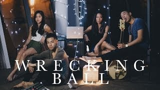 Wrecking Ball - Miley Cyrus (The Sam Willows cover)