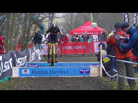 UK Cyclo-Cross National Championships U23 Men 2018