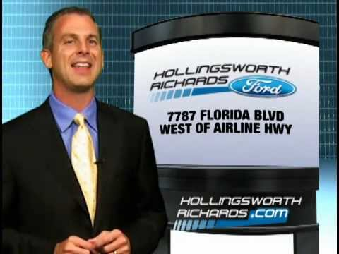 Hollingsworth Richards Ford >> Why Buy From Hollingsworth Richards Ford In Baton Rouge