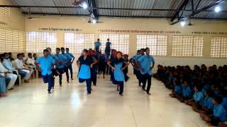Dance Performance by students of Shantivan School