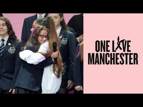 Ariana Grande ft. Choir - My Everything (One Love Manchester)