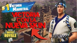 VICTORIA avec le 'NEW SKIN' SUSHI MASTER IN FORTNITE: Battle Royale