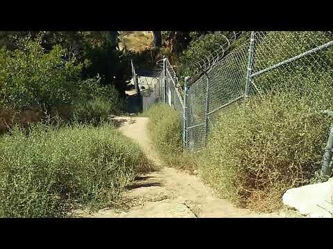 Secret government facility and Death Hill