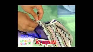 Безопасные для здоровья малыша многоразовые трикотажные подгузники Эко-Пупс