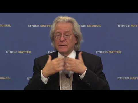 Global Ethics Forum: Democracy and Its Crisis with A. C. Grayling