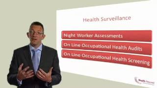 occupational health services: pre employment health screening