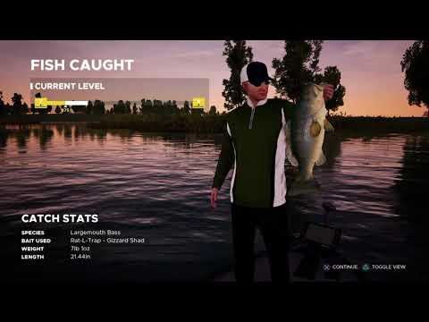 Fishing Sim World Gameplay #9  Sunbelt Open |