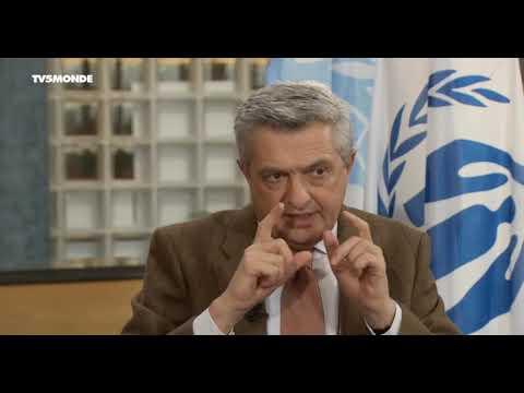 Internationales reçoit Filippo Grandi