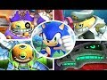 Sonic Colors - All Bosses + Cutscenes (No Damage)